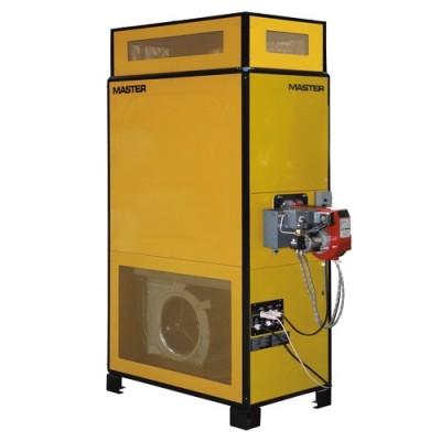 Generator aer cald pe ulei MASTER BG100PD, 134kW