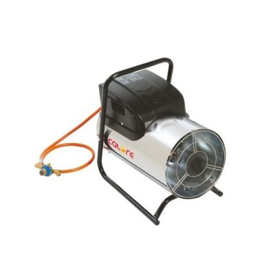 Incalzitor pe GPL CALORE GP 35MI , 30.2KW, 230V, pornire manuala, INOX