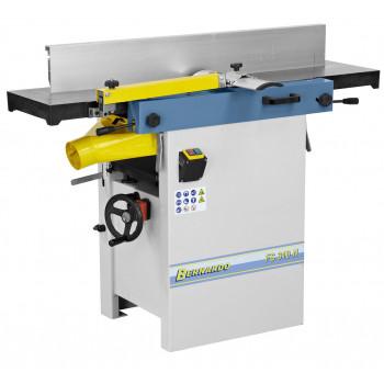 Masina de rindeluit si degrosat BERNARDO FS 310 N -230 V, 3.4 CP
