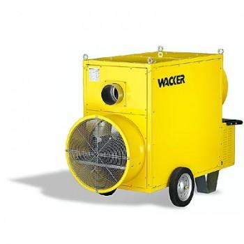 Tun de caldura pe motorina WACKER HM 174, 175KWh