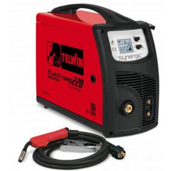 Aparat sudura TELWIN ELECTROMIG 220 SYNERGIC 400V