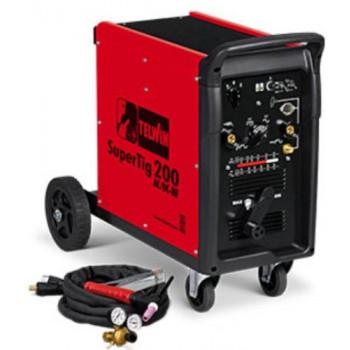 Aparat sudura TELWIN SUPERTIG 200 AC/DC-HF 400V