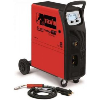 Aparat sudura TELWIN ELECTROMIG 400 SYNERGIC 230/400V