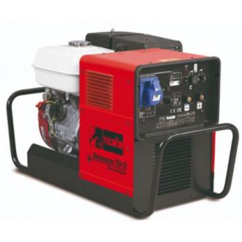 Generator TELWIN MOTOINVERTER 204 CE HONDA, Benzina, 9CP