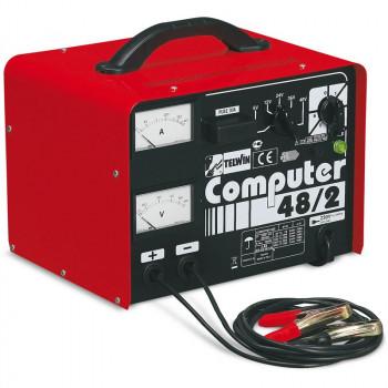 Incarcator ( Redresor auto) TELWIN COMPUTER 48/2 PROF, 230V, 6-48V