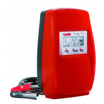 Incarcator baterii ( Redresor auto) TELWIN DOCTOR CHARGE 130, 230V, 12-24V