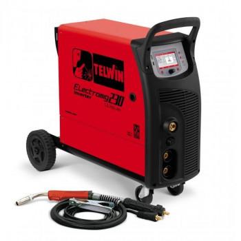 Aparat sudura TELWIN ELECTROMIG 230 WAVE 400V