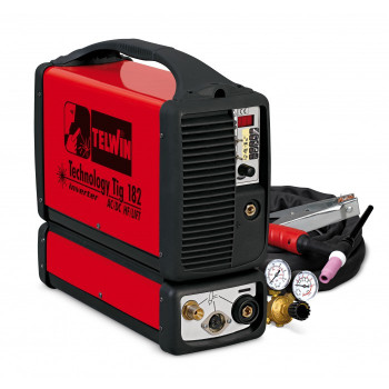 Aparat sudura TELWIN TECHNOLOGY TIG 182 AC/DC-HF/LIFT 230V+AC