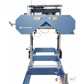 Fierastrau gater pentru busteni Bernardo BBS 600 B, 400 V, 3600 rpm, 277cmc, 9,5 CP, Benzina