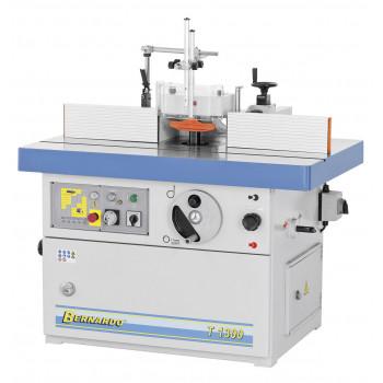 Masina de frezat cu masa BERNARDO T 1300 - 400 V, 7.5CP