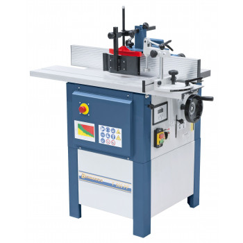 Masina de frezat cu masa culisanta BERNARDO T 500 PF - 230 V, 2CP