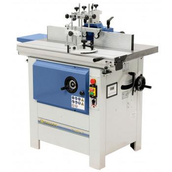 Masina de frezat cu ax inclinabil si masa culisanta BERNARDO T 800 F - 230 V, 5.3CP