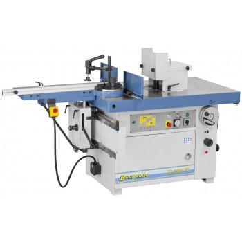 Masina de frezat cu ax pivotabil si masa de cepuit BERNARDO TS 1300 TC- 400 V, 7.5CP