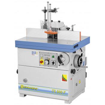 Masina de frezat cu ax inclinabil si masa culisanta BERNARDO TS 900 F - 400 V, 5.5CP