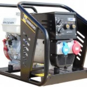 Generator sudura WFM C165-MTH ,benzina, 160A