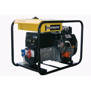 Generator sudura WFM C165-TDE ,diesel, 160A