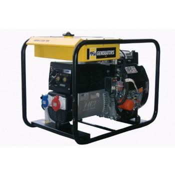 Generator sudura WFM C228-TDE ,diesel, 220A