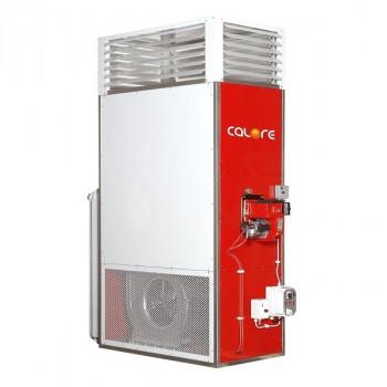 Generator fix de aer cald CALORE F115, 115.11KW, debit 7600mc/h, 230V, Diesel