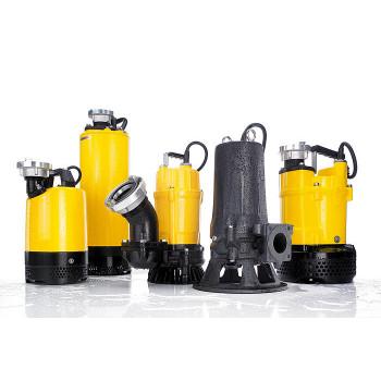 Pompa submersibila WACKER PS4 11003HH, apa murdara, 400V, 50Hz, Trifazata