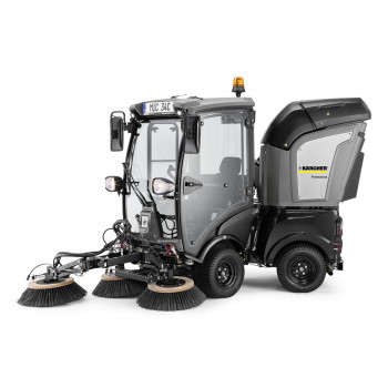 Masina de maturat -aspirat KARCHER MC 50 Advanced, 26 CP