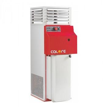 Generator fix de aer cald CALORE F70, 69.8KW, debit 5100mc/h, 230V, Diesel