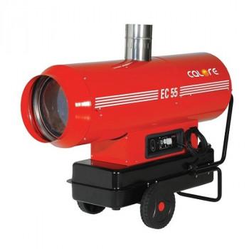 Generator de caldura cu ardere indirecta CALORE EC 55, 58.6KW, debit aer 2975mc/h, 230V, Diesel
