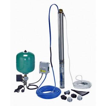 Hidrofor cu pompa submersibila WILO Sub TWU 3-0123-EM-PnP/FC