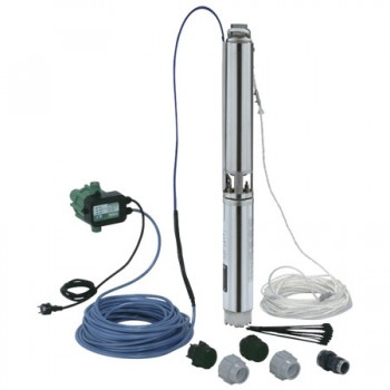 Hidrofor cu pompa submersibila WILO Sub TWU 3-0130-EM-PnP/FC