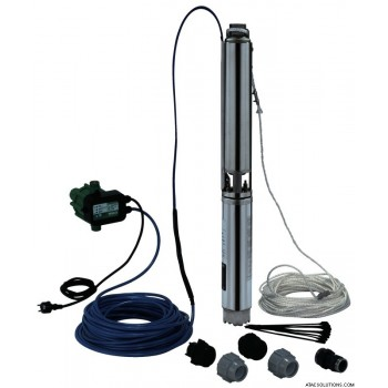 Hidrofor cu pompa submersibila WILO Sub TWU 4-0414-EM-C-PnP/DS