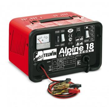 Incarcator ( Redresor auto) TELWIN ALPINE 18 BOOST, 230V,12-24V