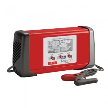 Incarcator baterii ( Redresor auto) TELWIN DOCTOR CHARGE 50, 230V, 6-12-24V