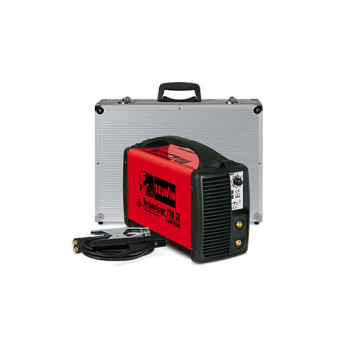 Aparat de sudura invertor TELWIN TECHNOLOGY 238 CE/MPGE, 230V ACX + ALU C.C