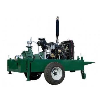 """Motopompa diesel IDROFOGLIA MTA2-100-VM, 4"""" , 150 mc/ora"""