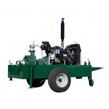 "Motopompa diesel IDROFOGLIA MTA3T-100-VM , 4"" , 180 mc/ora"