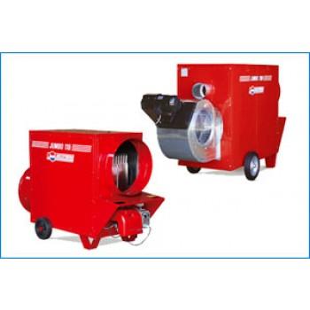 Generator aer cald pe motorina ARCOTHERM JUMBO115M, 115000kcal/ora