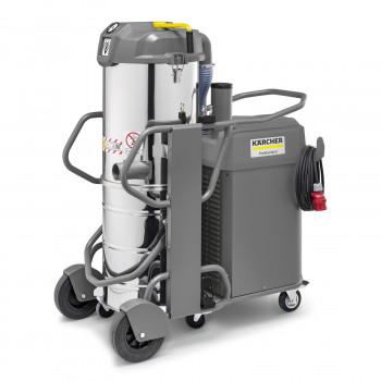 Aspirator industrial KARCHER IVS 100/75 M,100l, 7.5 Kw