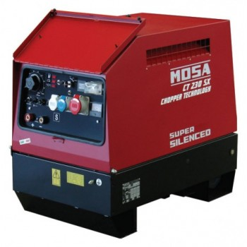 Generator sudura MOSA CT 230 SX PLUS  , diesel, 210A