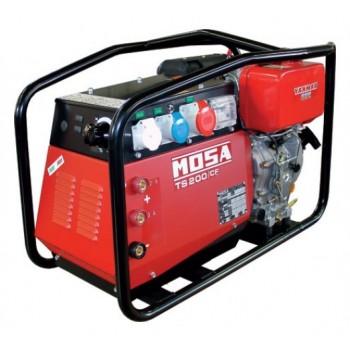 Generator sudura MOSA TS 200 DES/CF, diesel, 190A