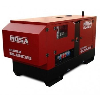 Generator sudura MOSA DSP 2X400 PS CHOPPER TEHNOLOGY , diesel, 400A