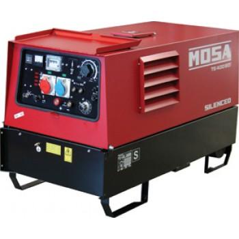 Generator sudura MOSA TS 400 SC/EL, diesel, 400A