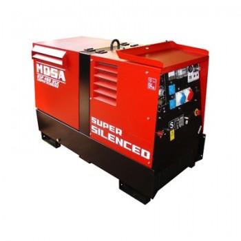 Generator sudura MOSA DSP 400 YSX CHOPPER TEHNOLOGY, diesel, 400A