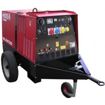 Generator sudura MOSA TS 600 PS CHOPPER TEHNOLOGY, diesel, 600A