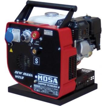 Generator sudura MOSA MAGIC WELD 150, benzina, 150A