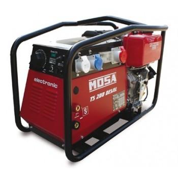 Generator sudura MOSA TS 200 DES/EL, diesel, 170A