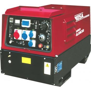 Generator sudura MOSA TS 300 SC/EL, diesel, 300A