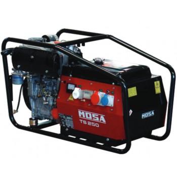 Generator sudura MOSA TS 250 D/EL, diesel, 250A