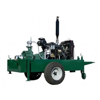 Motopompa IDROFOGLIA DR220-40/OR, 125/100 mm, 180 mc/ora