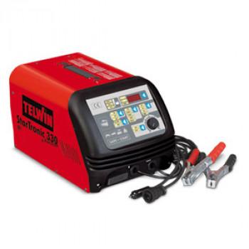 Incarcator baterii ( Redresor auto) TELWIN STARTRONIC 330, 230V, 6-12-24V