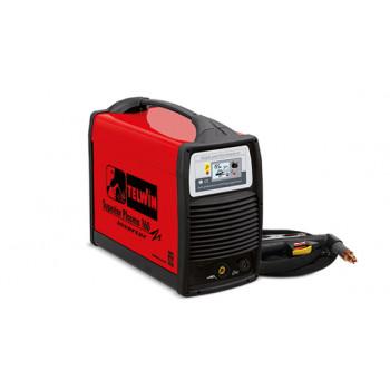 Aparat taiere cu plasma TELWIN SUPERIOR PLASMA 160, 230-400V + ACC