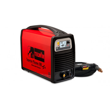 Aparat taiere cu plasma TELWIN SUPERIOR PLASMA 100, 230V/400V + ACC